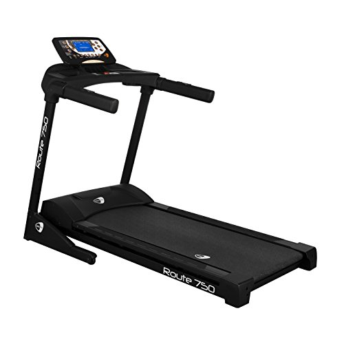 Getfit tapis roulant route 750 treadmill 3hp 20km h - Tapis de course energetics power run 4 0 ...