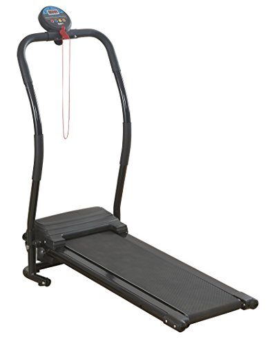 Body Fit Folding Electric Treadmill Super Compact Fold