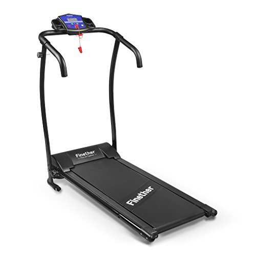Finether Folding Electric Motorized Treadmill Running
