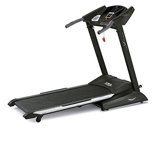 Life Fitness Treadmill Top Speed: Treadmill PRISMA M50 G6150 BH Fitness. Speed Between 1 And